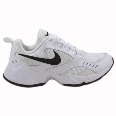 Nike Herren Sneaker Air Heights White/Black-Platinum Tint