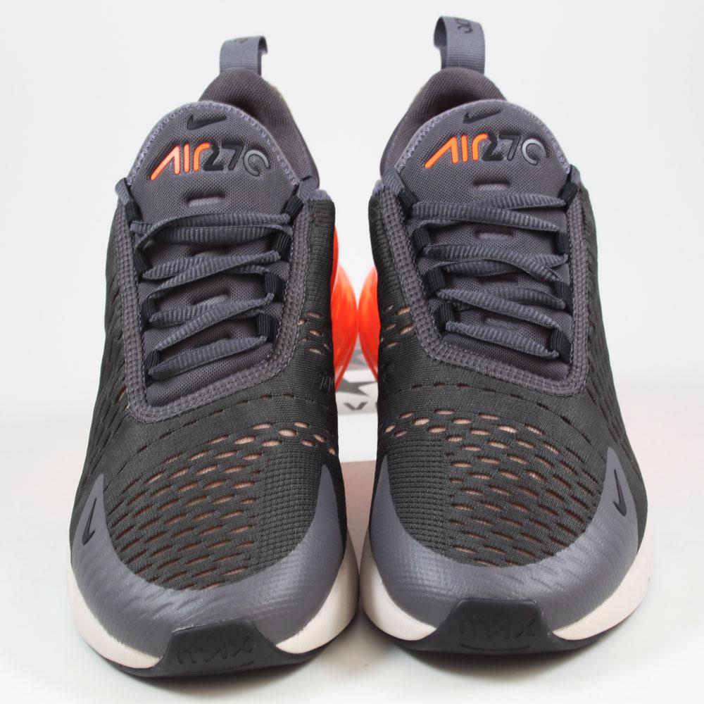 Nike Herren Sneaker Air Max 270 Thunder GreyBlack Desert Sand