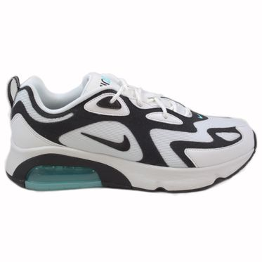 Nike Herren Sneaker Air Max 200 Summt White/Black