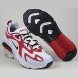 Preview 2 Nike Herren Sneaker Air Max 200 White/Black-Gym Red-Half Blue