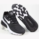 Preview 2 Nike Herren Sneaker Air Max 270 React Black/White-Black