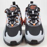 Preview 4 Nike Herren Sneaker Air Max 270 React WTR Wolf Grey/Total Orange-Black