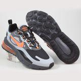 Preview 2 Nike Herren Sneaker Air Max 270 React WTR Wolf Grey/Total Orange-Black
