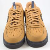 Preview 4 Nike Herren Sneaker Air Force 1 ´07 Wheat/Black-Midnight Navy
