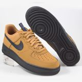 Preview 2 Nike Herren Sneaker Air Force 1 ´07 Wheat/Black-Midnight Navy
