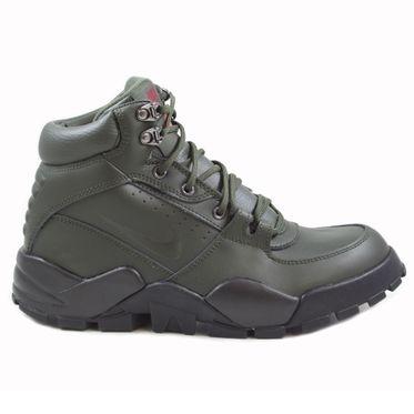 Nike Herren Stiefel-Boots Rhyodomo Sequoia/Sequoia-Black-Team Red