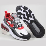 Preview 2 Nike Herren Sneaker Air Max 270 React Black/University Red-White