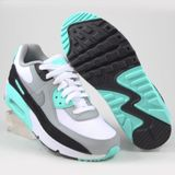 Preview 2 Nike Damen/Kinder Sneaker Air Max 90 LTR White/Particle Grey
