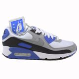 Nike Herren Sneaker Air Max 90 White/Particle Grey