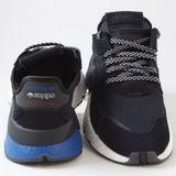 Preview 3 Adidas Herren Sneaker Nite Jogger CBlack/CBlack/LusBlu FW5331