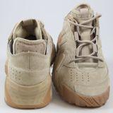 Preview 3 Adidas Herren Sneaker Streetball Savann/Gum4/FtwWht EF6984