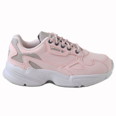 Adidas Damen Sneaker Falcon HalPin/HalPin/TraGrn FV4660