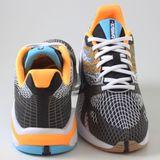 Preview 3 Nike Herren Sneaker Ghoswift Black/Blue Fury-Laser Orange
