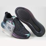 Preview 2 Nike Herren Sneaker Air Max 720 20 Dk Smoke Grey/Black-Black