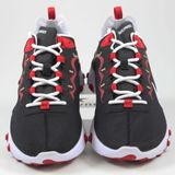 Preview 4 Nike Herren Sneaker React Element 55 Black/White-Gym Red