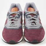Preview 4 New Balance Herren Sneaker CM997HXD Burgundy/Grey