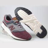 Preview 2 New Balance Herren Sneaker CM997HXD Burgundy/Grey