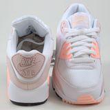 Preview 3 Nike Damen Sneaker Air Max 90 White/Platinum Tint