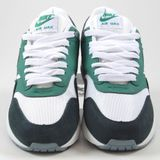 Preview 4 Nike Herren Sneaker Air Max 1 Essential White/Black-Lucid Green