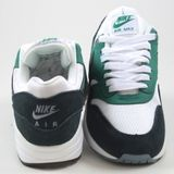 Preview 3 Nike Herren Sneaker Air Max 1 Essential White/Black-Lucid Green