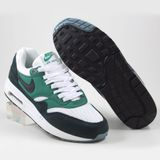Preview 2 Nike Herren Sneaker Air Max 1 Essential White/Black-Lucid Green