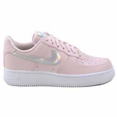 Nike Damen Sneaker Air Force 1 07 Essential Barely Rose/Barely Rose-White
