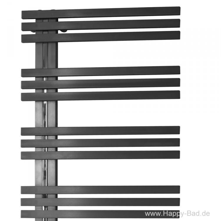 AE-Edelstahl offener Design Badheizkörper 1220x500mm