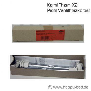 Kermi Therm X2 Pofil V-Kompaktheizkörper Typ12 600x1400mm – Bild 7