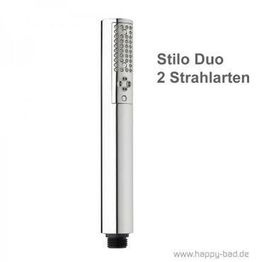 Nikles Handbrause Stilo Duo 2-strahlig