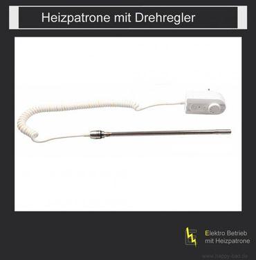 Drehregler Heizpatrone 800 Watt – Bild 1
