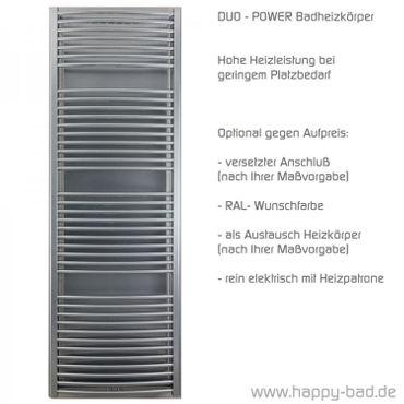 DUO-Power Heizkörper 970 x 500mm – Bild 2