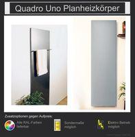 Quadro Uno Planheizkörper 1210mm x 600mm 001