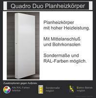 Quadro Duo Planheizkörper 1490mm x 750mm 001