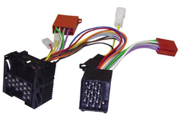 HELIX plug & play Anschlußkabel PP-AC 12 BMW E36 E46 E39 E34 MINI Rover 25 45 75