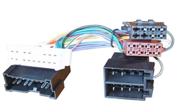 HELIX plug & play Anschlußkabel PP-AC 26 Honda, Kia, Hyundai,