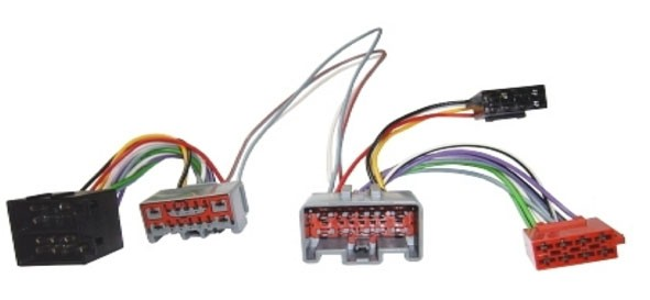 HELIX plug & play Anschlußkabel PP-AC 47 Ford Fiesta Volvo C30 C70 S40 V50 XC90