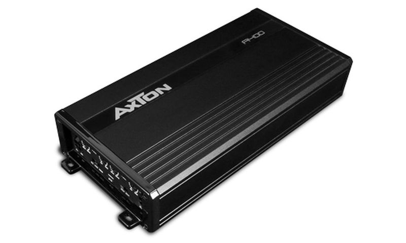 AXTON A400 4-Kanal digital Verstärker Endstufe 4 x 100 Watt RMS