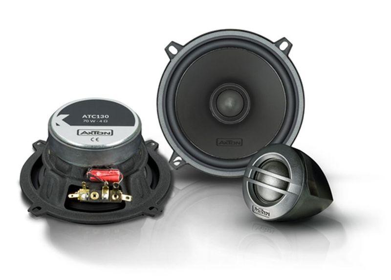 AXTON ATC130 2 Wege Komponenten Lautsprecher System 13 cm 130 mm
