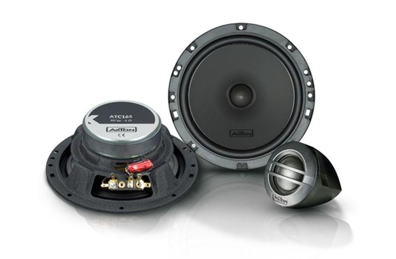 AXTON ATC165 2 Wege Komponenten Lautsprecher System 16,5 cm 165 mm