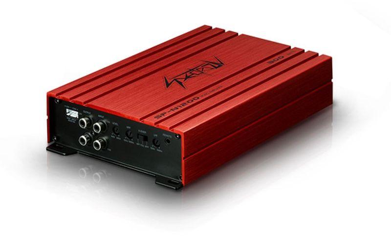 SPECTRON SP-N1200 1-Kanal Monoblock Verstärker Endstufe 300 Watt an 2 OHM