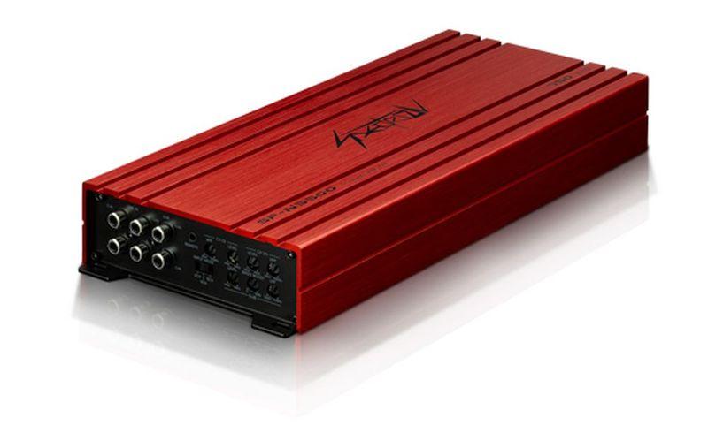 SPECTRON SP-N5500 5-Kanal digital Verstärker Endstufe 4 x 80 Watt + 1 x 200 Watt