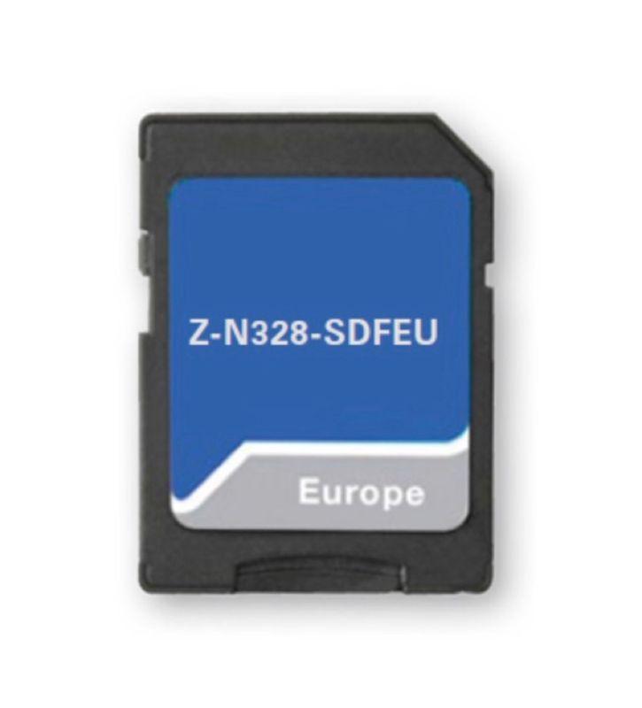 Zenec Z-N328 SDFEU Navigationssoftware auf Micro SD Karte