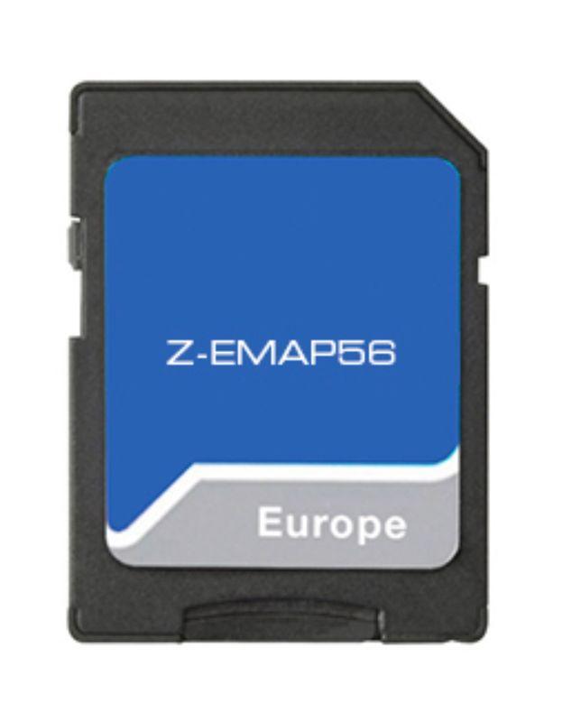 Zenec Z-EMAP56 Navigationssoftware für Z-N956