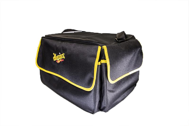 Meguiar´s Large Black Kit Bag ST025 Tasche Aufbewahrungstasche Transporttasche