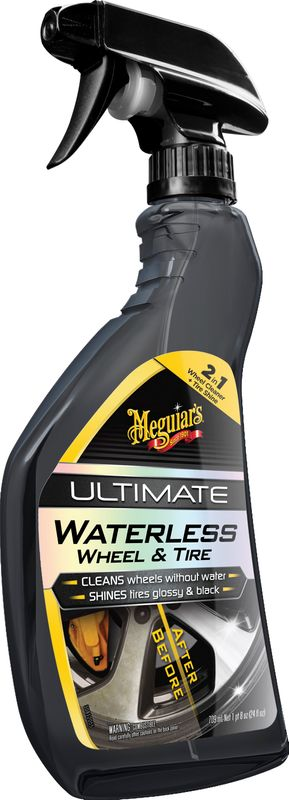 Meguiar´s Ultimate Waterless Wheel & Tire G190424 709ml Wasserlose Reinigung