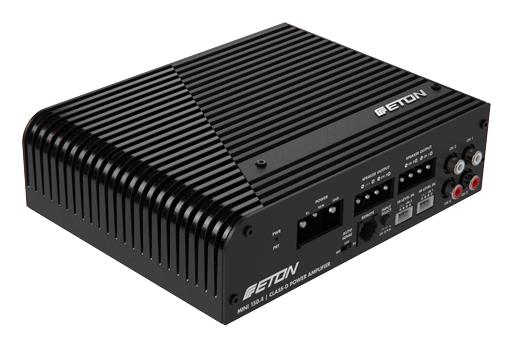 ETON Mini 150.4 4-Kanal Verstärker Endstufe 4x 100 Watt an 4 Ohm
