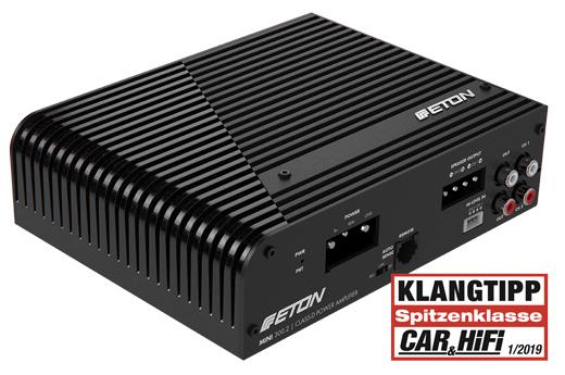 ETON Mini 300.2 2-Kanal Verstärker Endstufe 2x185 Watt an 4 Ohm