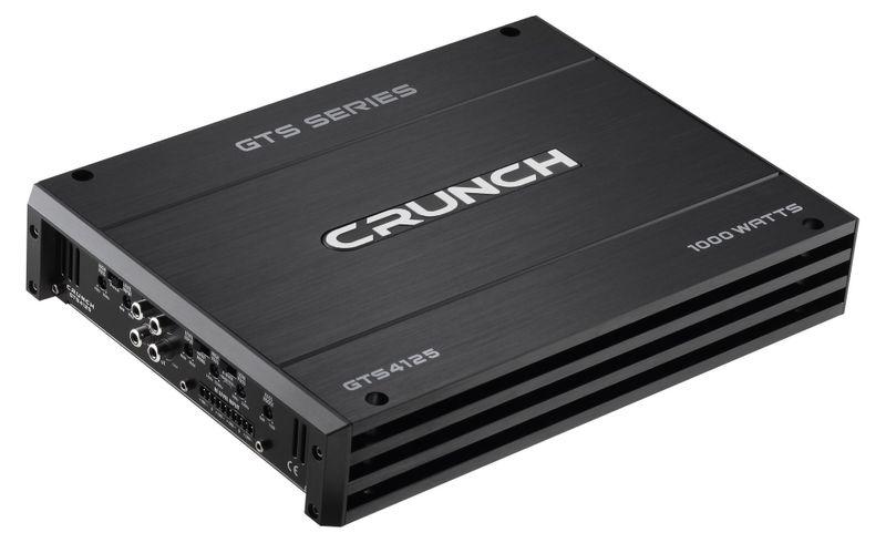 Crunch GTS4125 4 Kanal Verstärker Endstufe