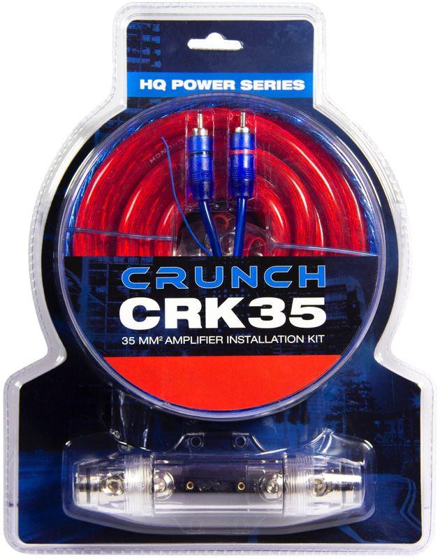 Crunch CRK35 35 qmm Verstärker Anschlusskit Kabelset