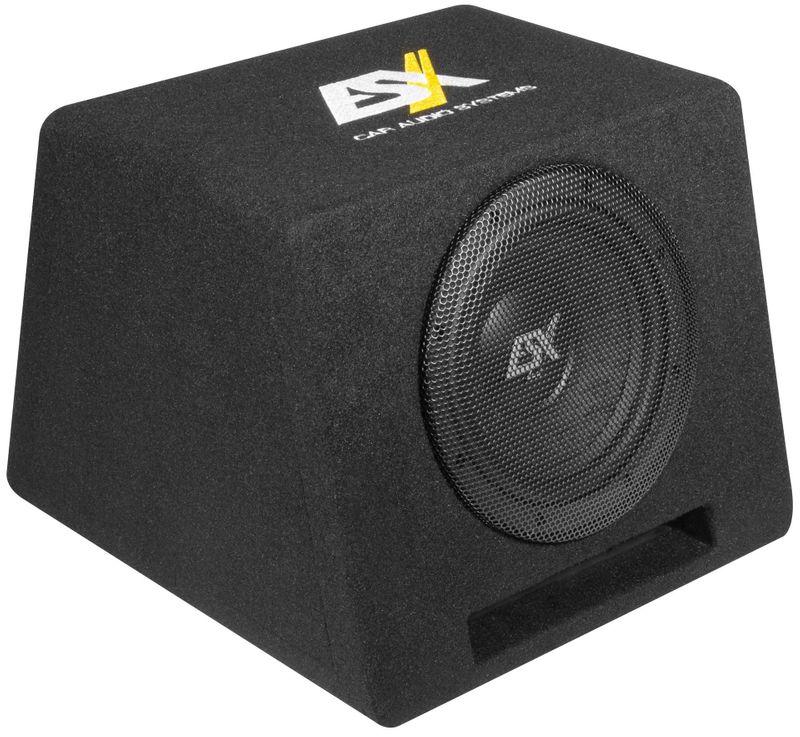 ESX DBX108Q 20 cm Bassreflex Subwoofer Kiste DBX-108Q Basskiste